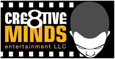 Cre8tive Minds Entertainment, LLC logo